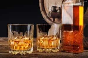 Barrel Aged Spirits Tasting