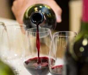 Red Wine Tasting Class