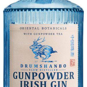 Gunpowder Gin bottle