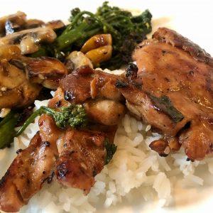 Vietnamese Chicken Dinner to-go